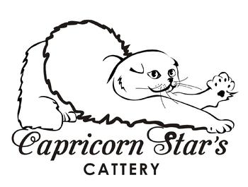 Logo of Capricorn Star's *RU cattery