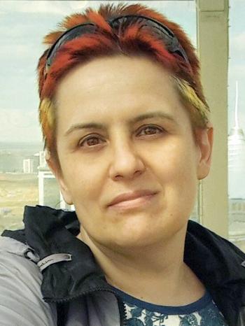 Photo of Irina Dmitrieva judge
