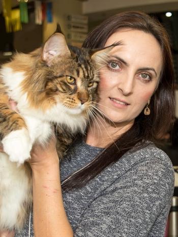 Photo of Neta Vermei judge